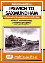 Ipswich to Saxmundham