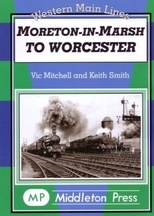 Moreton-in-Marsh to Worcester