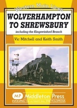 Wolverhampton to Shrewsbury
